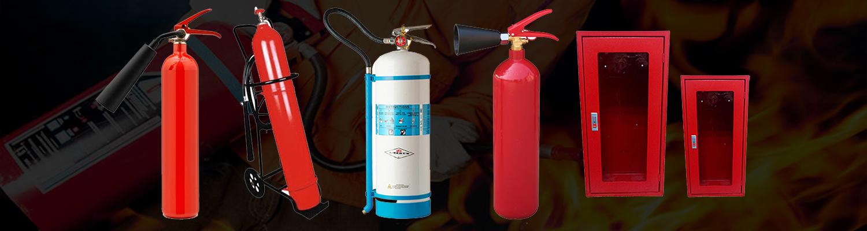 Extintores Nacionales e Importados